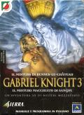 Gabriel Knight 3: Blood of the Sacred, Blood of the Damned Windows Front Cover