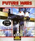 Future Wars: Adventures in Time Atari ST Front Cover