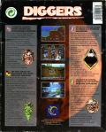 Diggers DOS Back Cover
