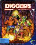 Diggers DOS Front Cover