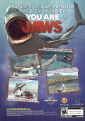 Jaws: Unleashed Windows Back Cover