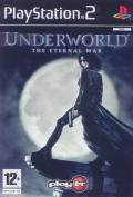 Underworld: The Eternal War PlayStation 2 Front Cover