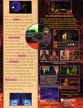 Death Gate DOS Back Cover