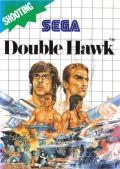 Double Hawk SEGA Master System Front Cover