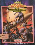 Buck Rogers: Countdown to Doomsday Amiga Front Cover