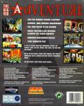 The Big Red Adventure DOS Back Cover