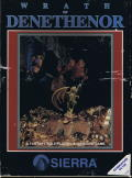 Wrath of Denethenor Commodore 64 Front Cover