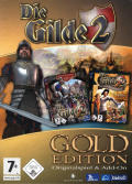 The Guild 2: Gold Edition Windows Front Cover