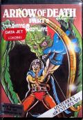 Arrow of Death Part II Commodore 64 Front Cover