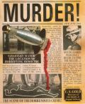 Murder! Atari ST Front Cover