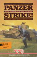 Panzer Strike! Commodore 64 Front Cover