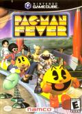 Pac-Man Fever GameCube Front Cover