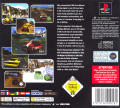 Car and Driver Presents Grand Tour Racing '98 PlayStation Back Cover