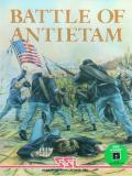 Battle of Antietam Atari 8-bit Front Cover
