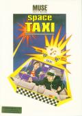 Space Taxi Commodore 64 Front Cover