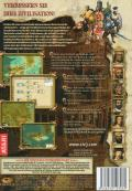 Sid Meier's Civilization III: Conquests Windows Back Cover