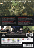 Medal of Honor: Airborne Windows Back Cover