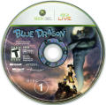 Blue Dragon Xbox 360 Media Disc 1/3