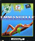 Emmanuelle: A Game of Eroticism DOS Front Cover