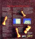 Checkmate Amiga Back Cover