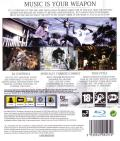 Def Jam: Icon PlayStation 3 Back Cover