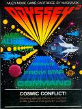 Cosmic Conflict! Odyssey 2 Front Cover