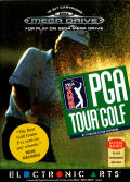 PGA Tour Golf Genesis Front Cover