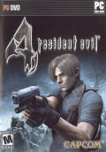Resident Evil 4 Windows Front Cover