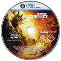 World in Conflict Windows Media Game Disc