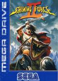 Shining Force II Genesis Front Cover