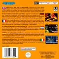 Metroid: Zero Mission Game Boy Advance Back Cover
