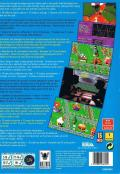 Theme Park Genesis Back Cover