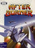After Burner Amiga Front Cover