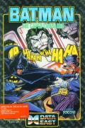 Batman: The Caped Crusader Apple II Front Cover