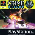 Crime Killer PlayStation Front Cover