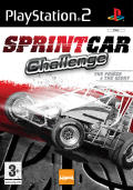 Sprint Car Challenge PlayStation 2 Front Cover