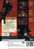 Tenchu: Wrath of Heaven PlayStation 2 Back Cover