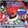 Christmas NiGHTS into Dreams... SEGA Saturn Front Cover
