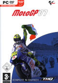 MotoGP '07 Windows Front Cover