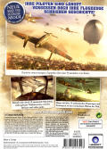 Blazing Angels 2: Secret Missions of WWII Windows Back Cover