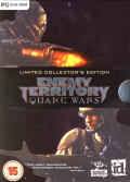 Enemy Territory: Quake Wars (Limited Collector's Edition) Windows Front Cover