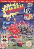 Smash T.V. NES Front Cover