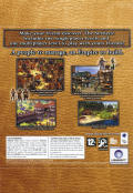 The Settlers: Rise of an Empire (Limited Edition) Windows Other Demo Disc - Sleeve - Back