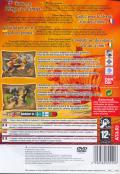 One Piece: Grand Battle PlayStation 2 Back Cover