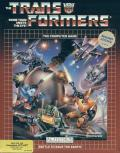 The Transformers: Battle to Save the Earth Commodore 64 Front Cover