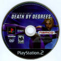 Death by Degrees PlayStation 2 Media