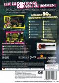 Guitar Hero Encore: Rocks the 80s PlayStation 2 Back Cover