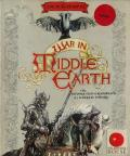 J.R.R. Tolkien's War in Middle Earth Amiga Front Cover