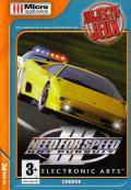 Need for Speed III: Hot Pursuit Windows Front Cover