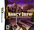 Nancy Drew: The Deadly Secret of Olde World Park Nintendo DS Front Cover